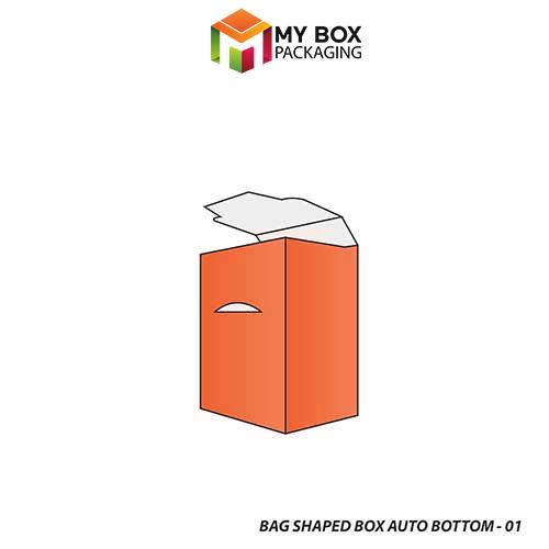 Bag Shaped Box Auto Bottom