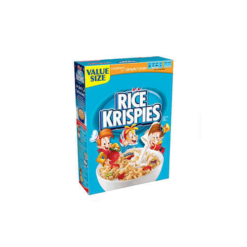 Custom Cereal Boxes Wholesale Packaging